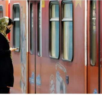 Iran's railway system fell prey to a cyberattack this weekend